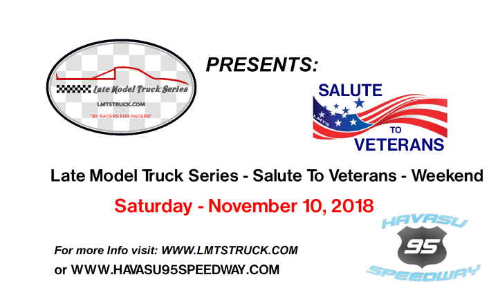 LMTS Salute to Veterans Flyer