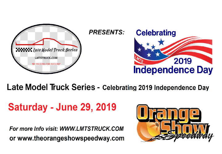 LMTS 2019 Independence Flyer