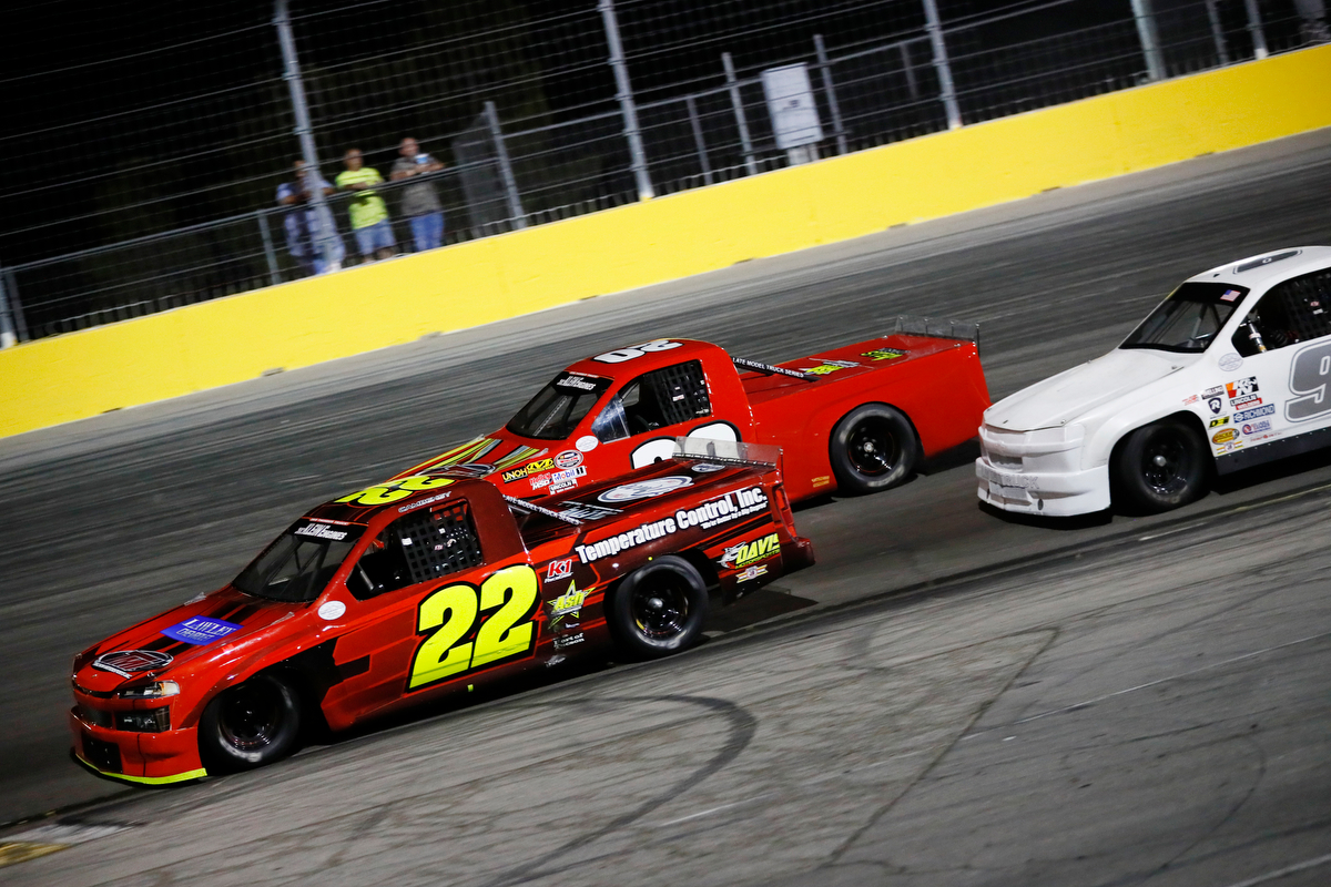 AUTO: AUG 31 LVMS Bullring - Pack the Track